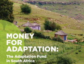Adaptation Fund SA