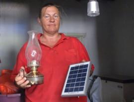 solar lights eco ranger
